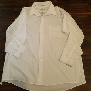 2 MEN'S DRESS SHIRTS SIZE 18 1/2